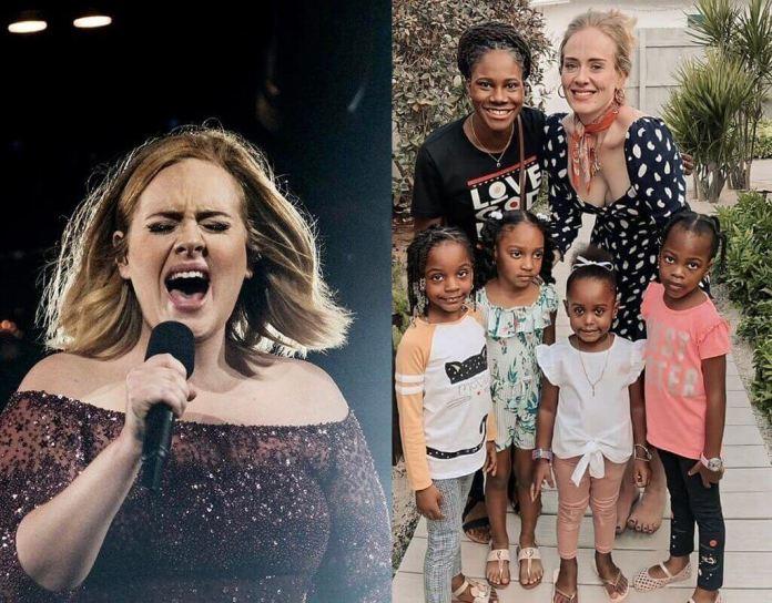 Adele nie do poznania! Artystka niepokojąco schudła (FOTO)
