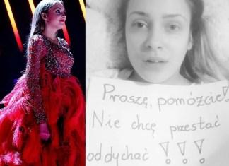 """Maja Kapłon z The Voice of Poland walczy o życie! """"Nie chcę przestać oddychać"""""""