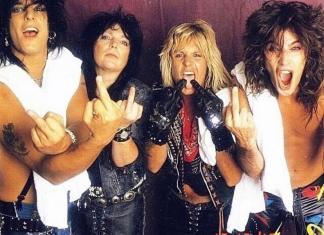 Mötley Crüe prawie jak nowi (WIDEO)