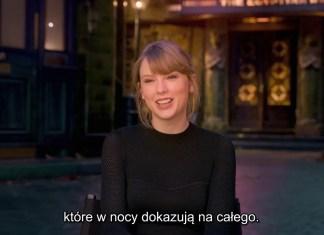 Taylor Swift jest złym kotem (WIDEO)