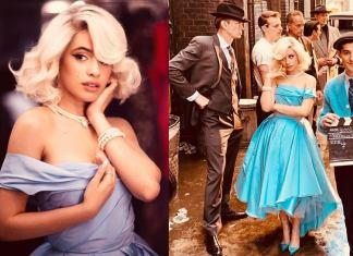 Camila Cabello jest Marilyn Monroe wśród gangsterów (FOTO)