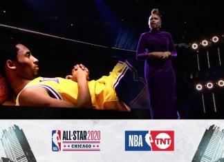 """Jennifer Hudson śpiewa """"For All We Know"""" dla Kobe Bryanta (WIDEO)"""