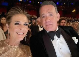 Tom Hanks i jego żona zarażoni koronawirusem! W jakim są stanie?!