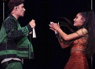 Ariana Grande i Justin Bieber we wspólnym kawałku