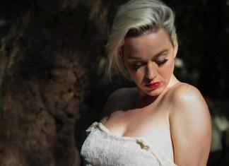 Katy Perry w pięknych okolicznościach przyrody