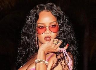 Rihanna w tropikalnej odsłonie