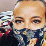 M jak miłość - Anna Mucha poszła na wybory prezydenckie 2020 w oryginalnej stylizacji