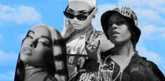 Co za trio! Aluna, Princess Nokia i Jada Kingdom we wspólnym singlu