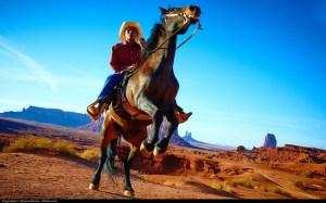 Pdoróż na koniu bez imienia. Przez piaski pustyni