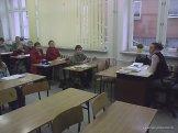 Na zajęciach kształcenia słuchu..