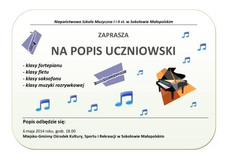 II Popis Uczniowski - 2014-05-06