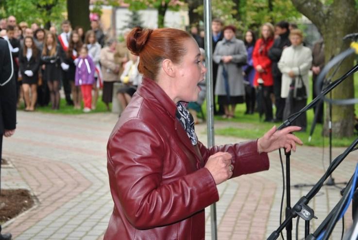 Uroczystość 3-go Maja w Sokołowie Małopolskim_09