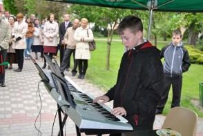 Uroczystość 3-go Maja w Sokołowie Małopolskim_14