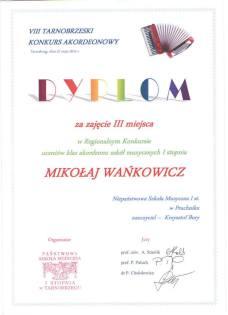 Sukcesy Mikołaja Wańkowicza_03