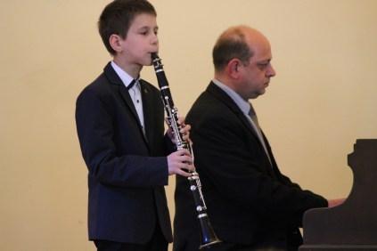 Uczestnicy V Przeglądu Szkół Muzycznych IMG_0999