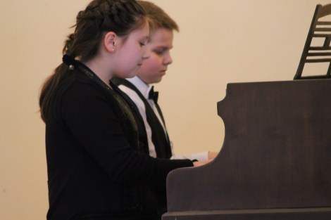 Uczestnicy V Przeglądu Szkół Muzycznych IMG_1039