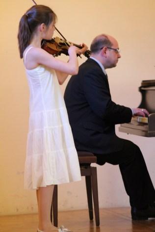 Uczestnicy V Przeglądu Szkół Muzycznych IMG_1157
