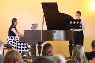 Uczestnicy V Przeglądu Szkół Muzycznych IMG_1251
