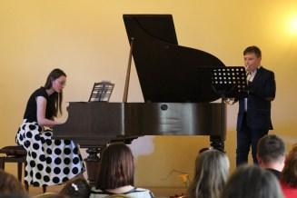Uczestnicy V Przeglądu Szkół Muzycznych IMG_1255