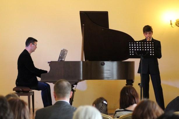 Uczestnicy V Przeglądu Szkół Muzycznych IMG_1269