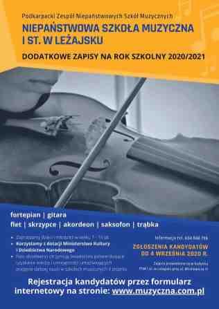 Plakat (dod) WWW - LEŻAJSK 2020