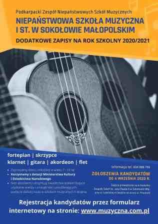 Plakat (dod) WWW - SOKOŁÓW 2020