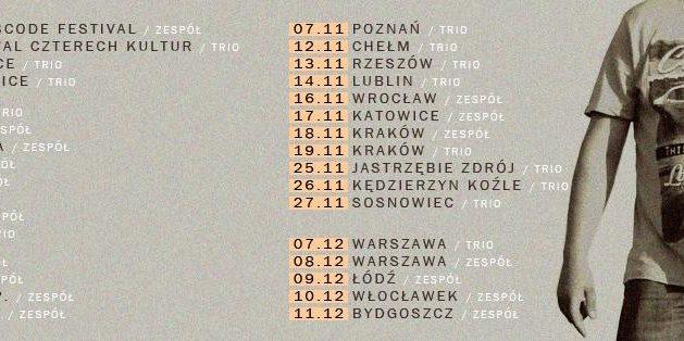 [ZAPOWIEDŹ] Nowy album Korteza i promocyjna trasa koncertowa