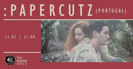 Tour Poland :papercutz (Portugalia) @ Teatr Barakah,  ul. Paulińska 28