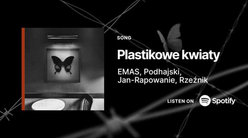 """EMAS i Jan-Rapowanie czyli """"Plastikowe kwiaty"""""""