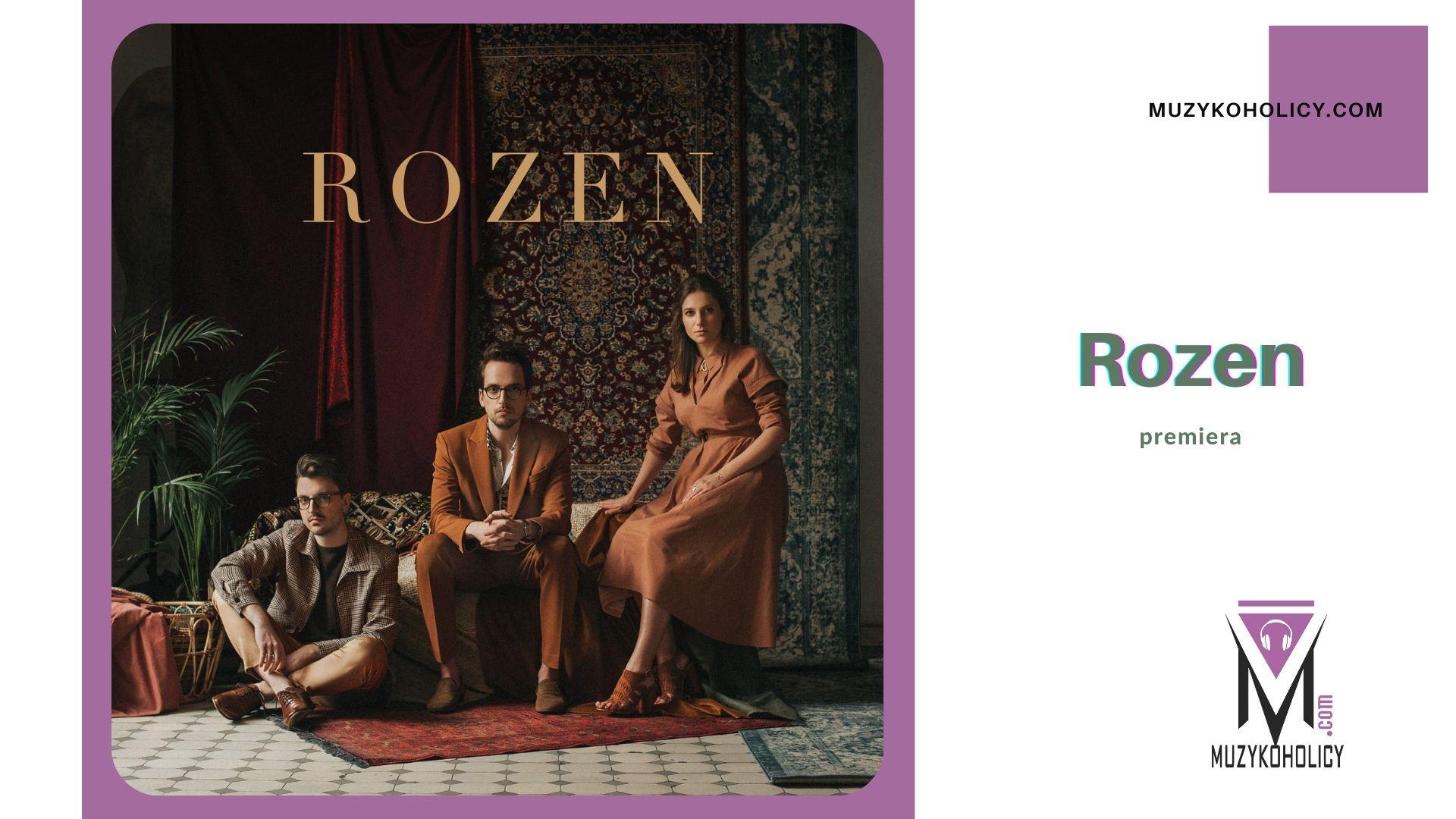 Rozen wydał debiutancką płytę! Ten album to wyciskacz łez