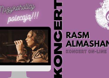 Zapraszamy na mini koncert Rasm Almashan
