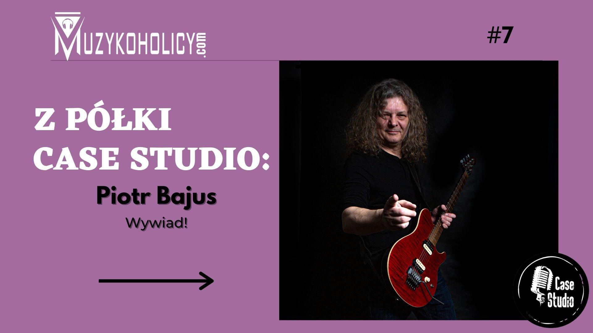 Z półki Case Studio: wywiad z Piotrem Bajusem (FATUM)