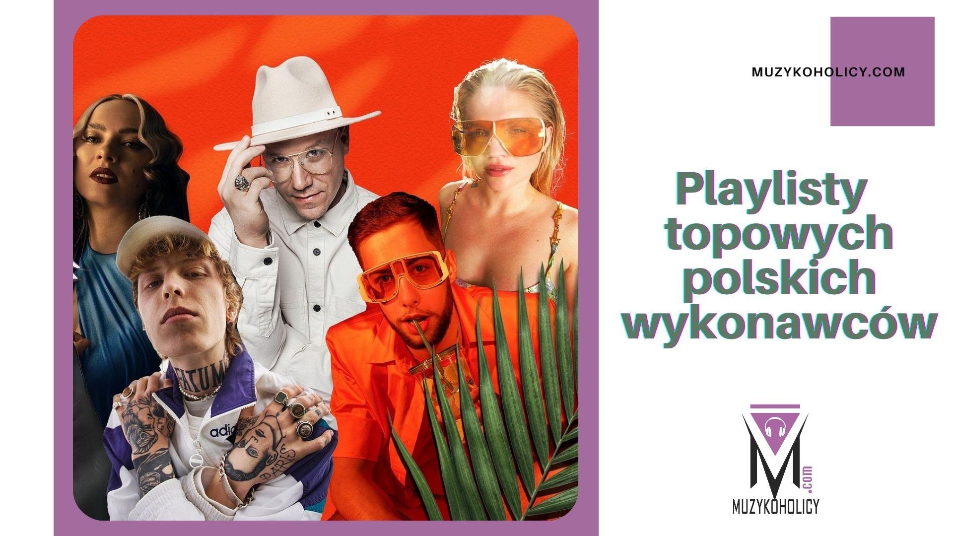 Czego słuchają Daria Zawiałow, Natalia Nykiel i Margaret? Playlisty na lato od topowych polskich wykonawców