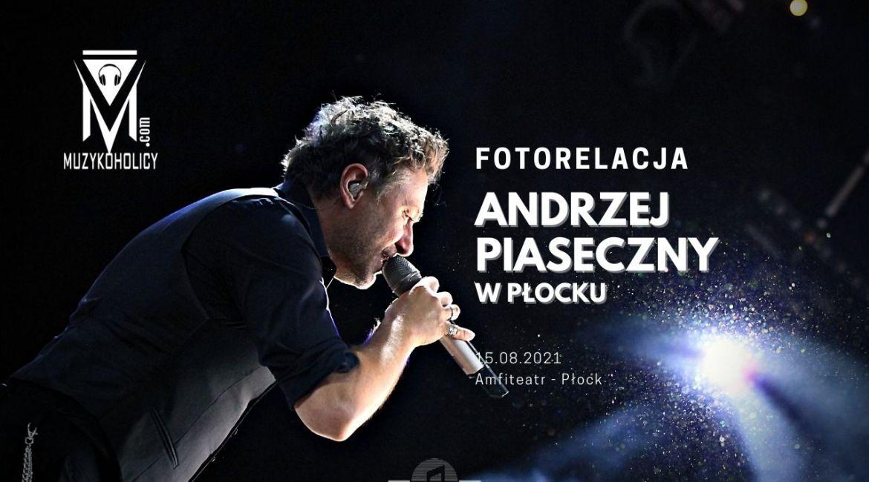 Andrzej Piaseczny w Płocku