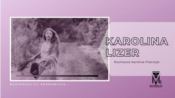 """Karolina Lizer: """"Jestem pełna nadziei, że znajdę takich słuchaczy i będę mogła się z nimi dzielić różnymi historiami, łąkowymi i nie tylko"""""""