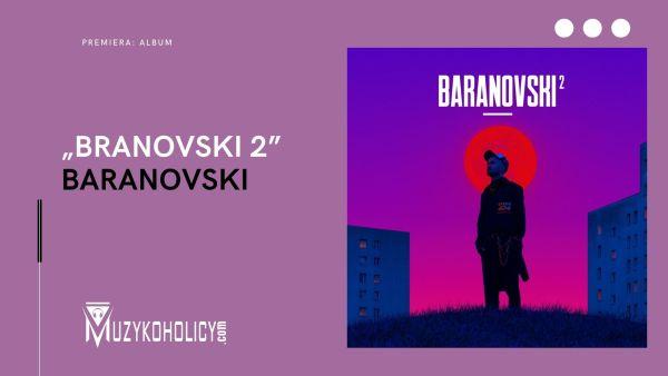 "Album ""Baranovski 2"" już dostępny"