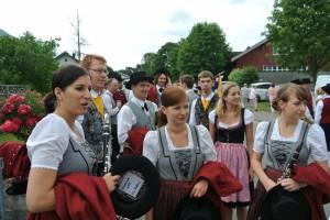 2012-07-01 Bezirksmusikfest Satteins