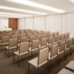 Perspectiva do auditório do Empresarial ITC Salvador