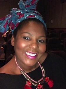 Erica Belle Williams AAHTMV tour leader