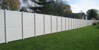 (Photo 8) 3-Rail Tongue & Groove Fence