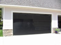 Custom Motorized Screen