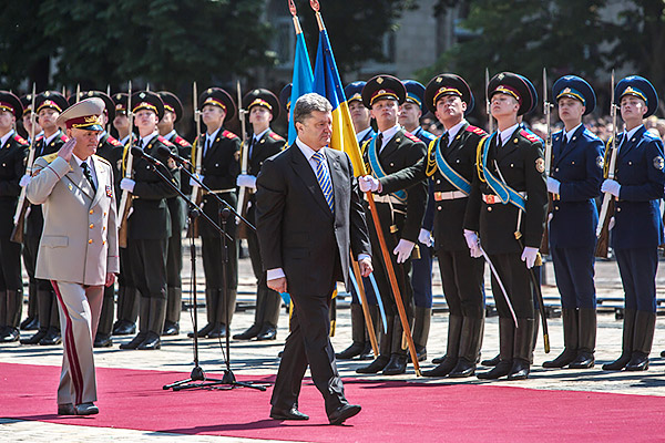 5 Petro Poroshenko sworn inauguration President Ukraine MVasin Після інавгурації. Заживемо по новому?