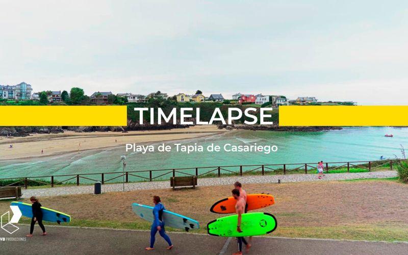 Tapia de Casariego | TIMELAPSE | #SomosTimelapse