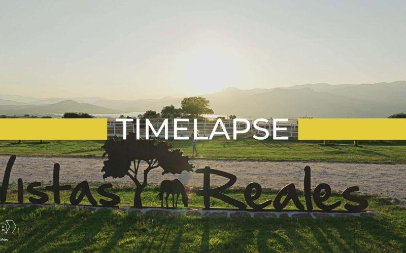 Anochecer en Vistas Reales | TimeLapse | #SomosTimelapse