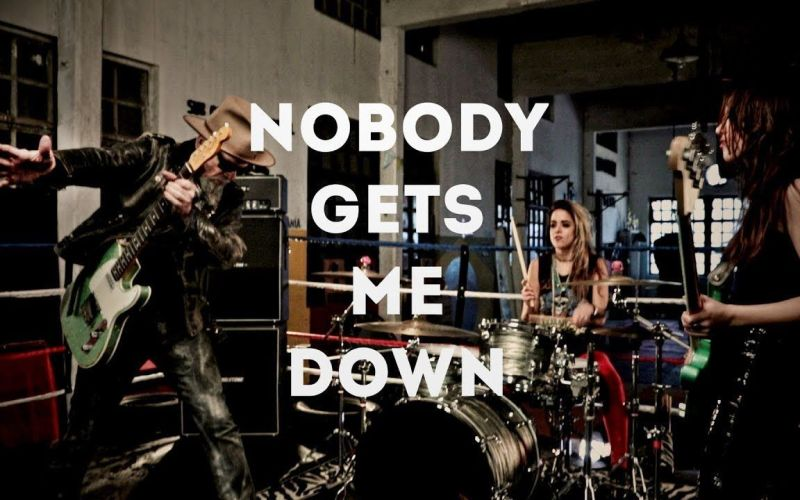 Nobody Gets Me Down | Jimmy Rip | Videoclip