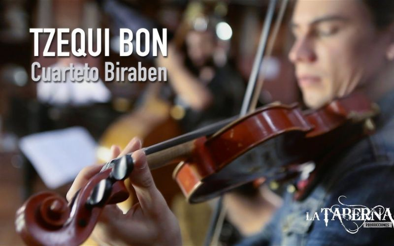 Tzequi Bon | Cuarteto Biraben | Videoclip