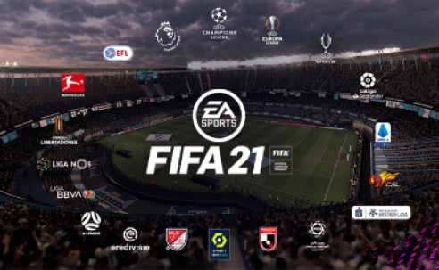 video game FIFA 2021