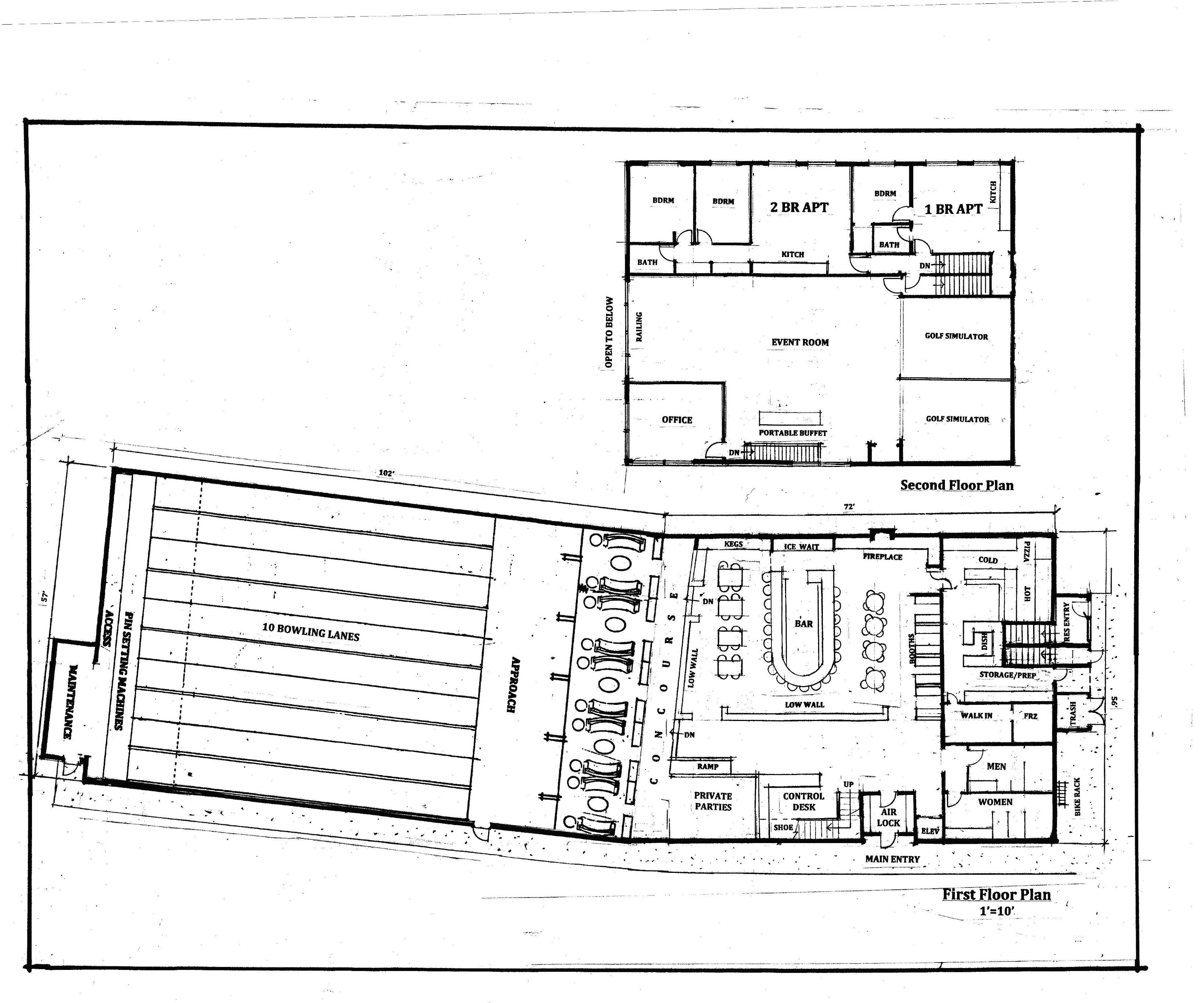 Oak Bluffs Bowling Alley Plan Draws Lively Debate