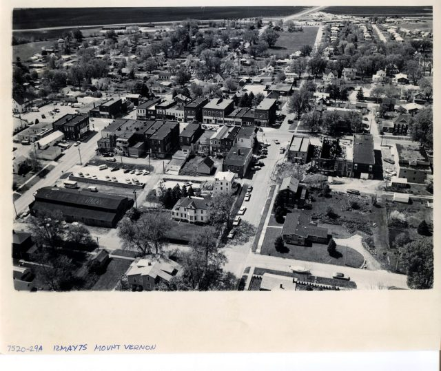 photo of Aerial of Downtown Mount Vernon