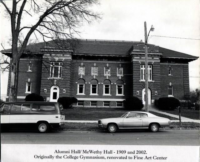 photo of Alumni Hall - McWethy Hall